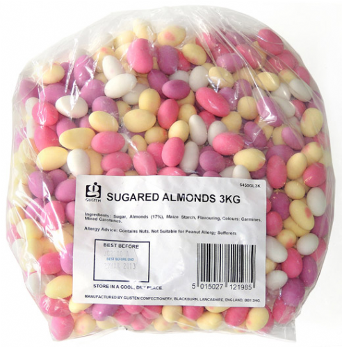 QA64 SUGARED ALMONDS